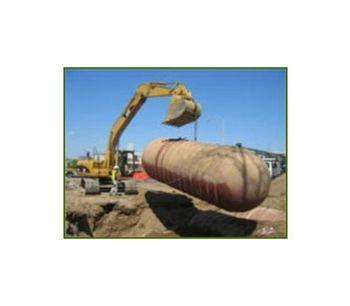 Aboveground / Underground Storage Tank Management