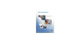Esri Extended Support Brochure