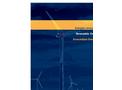Renewable Energy brochure