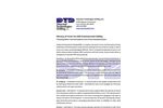Glossary of HDD Terminology Brochure
