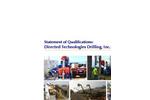 Short DTD Statement of Qualifications