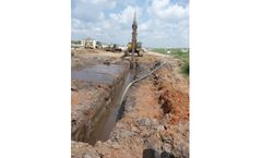 Hydraulic Capture Trench Installation Oversight Services