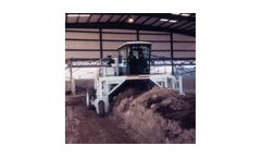 RRSI - Model KW 512 - Windrow Composting Equipment