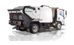 Storm - Model A4 - Full Size Street Sweeper