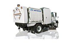 Twister - Model A8 - Cubic Yard Regenerative Air Street Sweeper