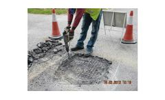Manhole Detection & Raise Up