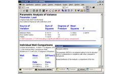ChemStat - RCRA Subtitle C & D Statistical Analysis for Windows