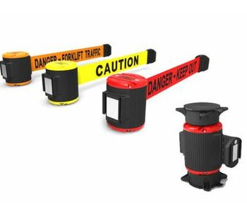 CP-Lab - Model BNR-MH5003 - Magnetic Retractable Safety Barrier