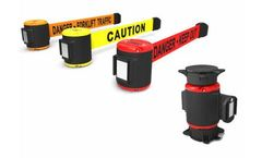 CP-Lab - Model BNR-MH7013 - Magnetic Retractable Safety Barrier