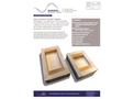 SRS - Model RD - Compliant Acoustic Socket Boxes - Brochure