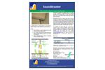 SRS Soundbreaker - Acoustic Cavity Barrier - Datasheet