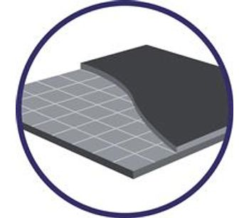 SRS Coustifoam - Acoustic Absorption Foam for Walls and Ceilings