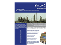 Cerex - Model UV 3000C - Fixed Mount Multi-Gas Analyzer - Brochure