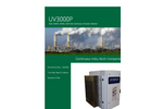 Cerex - Model UV3000P - Insitu DeSOx, DeNOx, Ammonia Slip Analyzer - Brochure