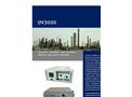 Cerex - Model UV3000 - Multifunction Analyzer System - Brochure