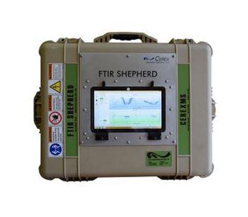 Cerex - Model Shepherd FTIR - Portable Multi-Gas Analyzer System