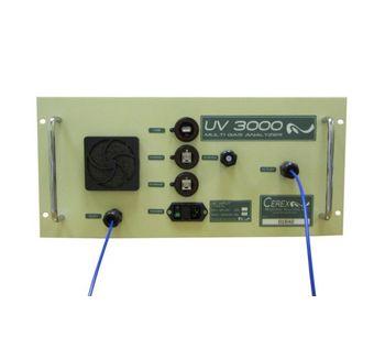 Cerex - Model UV 3000H - Air Quality Mobile Laboratory Multifunction Analyzer