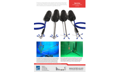 Vectrino - 3D Water Velocity Sensor Lab Probe - Datasheet