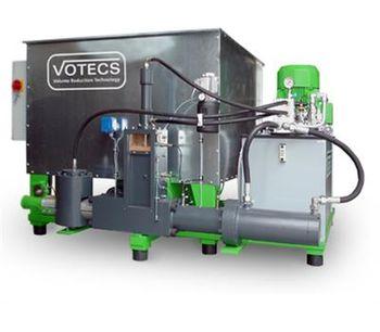 VOTECS - Model AP - Briquetting Presses