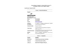 Advanced Oxygen Release Compound (ORC) MSDS
