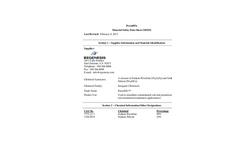 PersulfOx - In Situ Chemical Oxidation (ISCO) MSDS