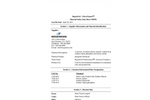RegenOx MSDS (Part B)