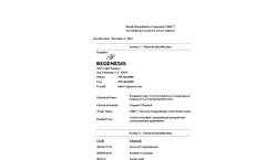 Metals Remediation Compound (MRC) MSDS