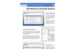 Profiles & Audit Applicability Brochure