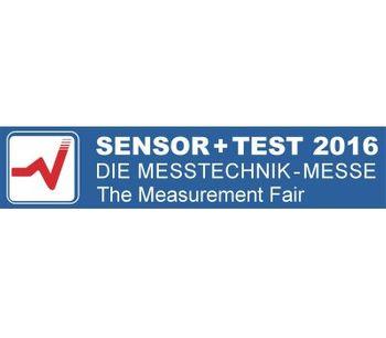 SENSOR+TEST 2016