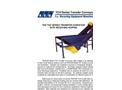 REM - Model TCH Series - Transfer Conveyor with Receving Hopper - Brochure