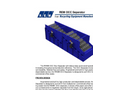 OCC Screen for Corrugated Cardboard - Brochure