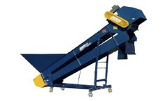 REM - Model MS Series - Magnetic Separator Conveyor
