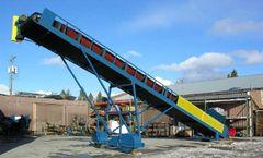 REM - Model TBC Series - Troughing Belt Conveyors
