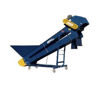 REM - Model MS Series - Magnetic Separators Conveyors