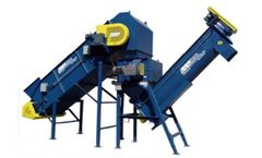 REM - Model HV - Can Crusher & Plastic Perforator