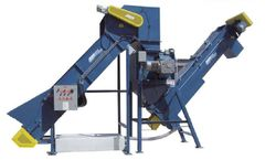 REM - Model MV Perf Series - Can Crusher & Plastic Perforator