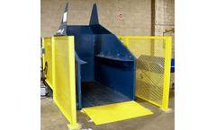REM - Model HDL-5 - Heavy Duty Hydraulic Lift