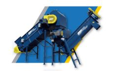 REM High Volume Can Crusher & Plastic Container Perforator