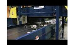 Recycling Equipment Manufacturing-MS Series-Crossover Magnetic Separator - Video