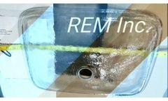 REM GB Series Glass Breakers