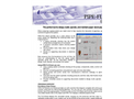 PIPE-FLO - Stock Software - Brochure