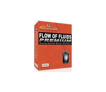 PIPE-FLO - Version Flow of Fluids Premium - Fluid Flow Analysis Software