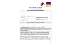 Jones Chemicals - Oxalic Acid Brochure
