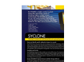 SYCLONE - Highly Sensitive Portable Gamma Ray Spectrometer Brochure