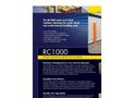 Model RC1000 - Vehicle Radiation Detection System Brochure