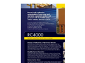 Model RC4000 - Vehicle Monitoring Radiation Detection Systems