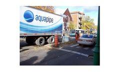 SAK + Aqua-Pipe - Water Distribution System Renewal