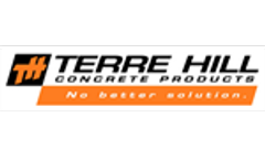 Precast Concrete - Sanitary Sewer Structures