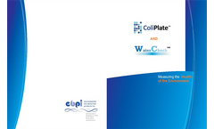 ColiPlate and WaterCheck Handout Brochure