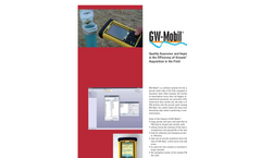 GW-Mobil - Water Aquisition in the Field - Brochure